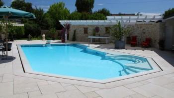 Pools and basins