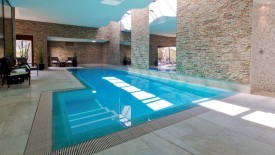 Baron Tavernier's Wellness Swimming Pool, © Baron Tavernier